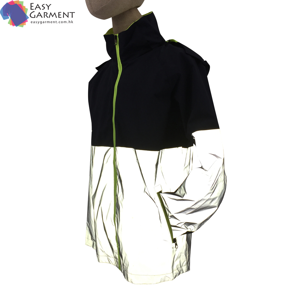 RF2002 Customize Multi-Color Reflective Windbreaker | Logo